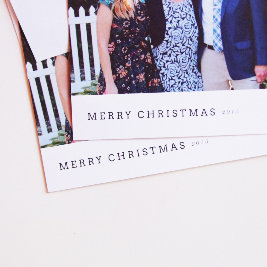 Christmas Card | The Bruggink Family 2015