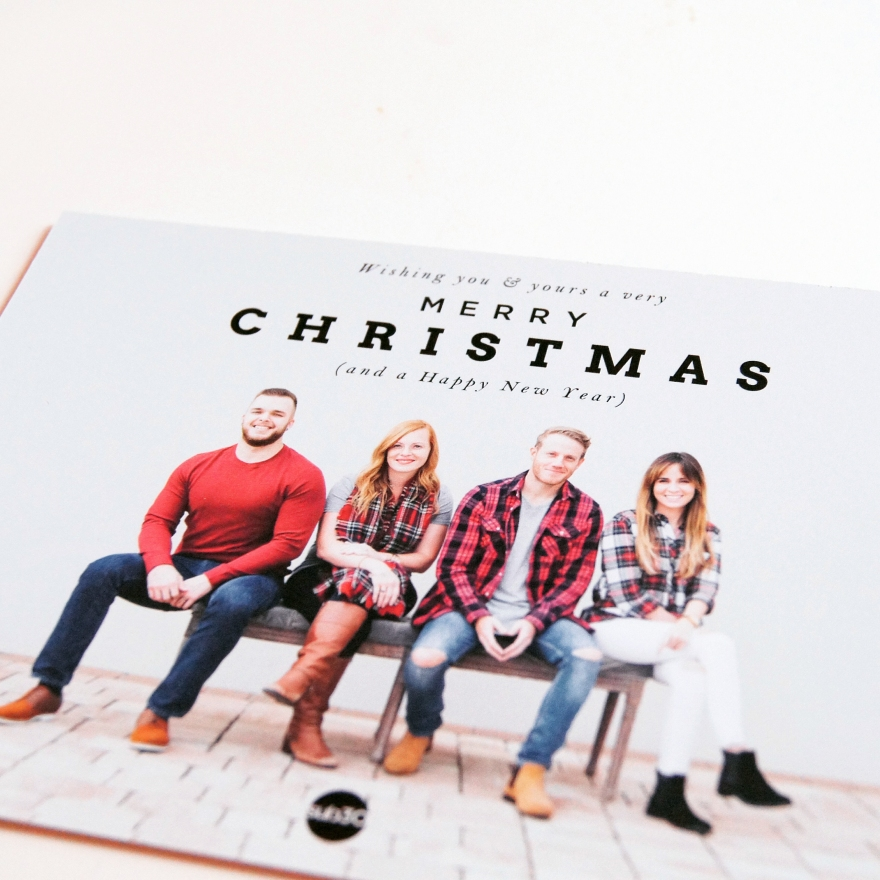 Christmas Card | Sub30 Young Adult Ministry